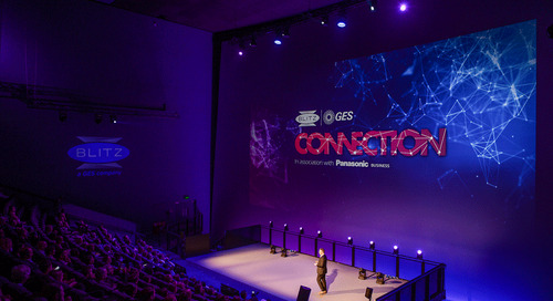 Blitz GES unveils key event technology trends at the Science Museum