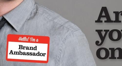 5 Ways to Become a Successful Brand Ambassador