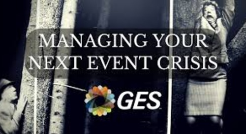 Managing your next event crisis
