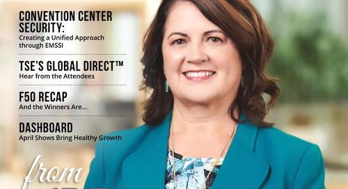 Trade Show Executive Magazine Profile - Julia Smith