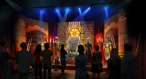 Game of Thrones: The Touring Exhibition Will Bring Westeros to Fans Around the World