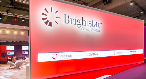 Brightstar auf dem Mobile World Congress