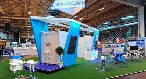 Barclays Bank at Livestock Event
