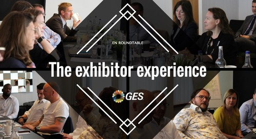 The exhibitor experience - EN Roundtable