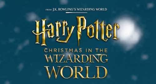 CHRISTMAS IN THE WIZARDING WORLD, A HARRY POTTER™ THEMED RETAIL EXPERIENCE, TO DEBUT AT THE SHOPS AT SOUTH TOWN  IN SANDY, UTAH THIS HOLIDAY