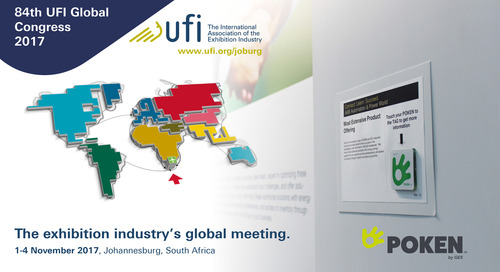 UFI partners with Poken by GES for annual Global Congress