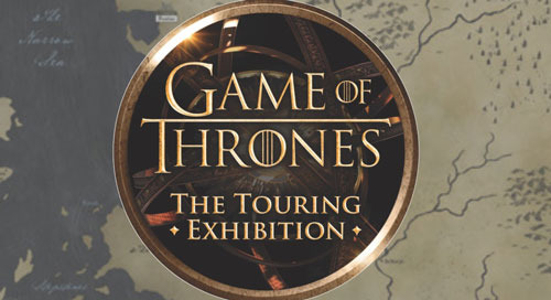 GAME OF THRONES®: THE TOURING EXHIBITION WILL WELCOME FIRST VISITORS TO ITS GLOBAL DEBUT IN BARCELONA ON 28 OCTOBER 2017
