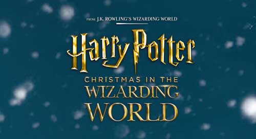CHRISTMAS IN THE WIZARDING WORLD, THE NEWEST HARRY POTTER™ THEMED HOLIDAY RETAIL EXPERIENCE, TO PREMIERE INTERNATIONALLY IN BANGKOK