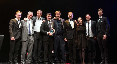 Visit & Poken by GES Win Big at Event Tech Awards