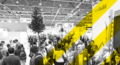 ecobuild to partner with GES in 2018