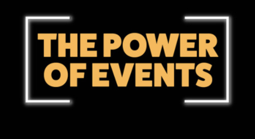 The Power of Events [Infographic]