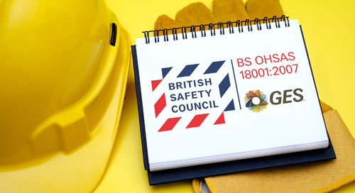 GES raises the bar with rigorous safety accreditation