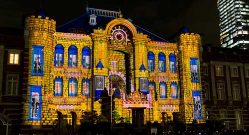 62 Projection Mapping Ideas by Industry
