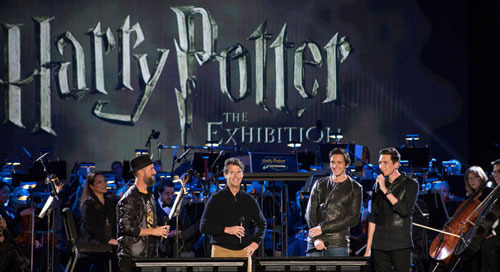 HARRY POTTER™: THE EXHIBITION COMING TO MILAN FOR A LIMITED SEASON!