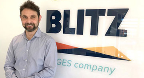 Aron Ross joins Blitz as sound director