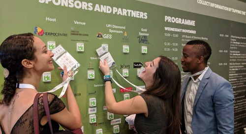 UFI selects Poken by GES as global smart exhibition partner