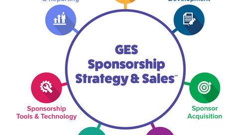 GES Boosts Sponsorship Program with Launch of GES Sponsorship Strategy & Sales