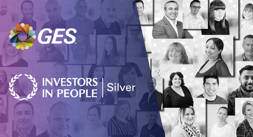 GES awarded 'silver status' by Investors in People