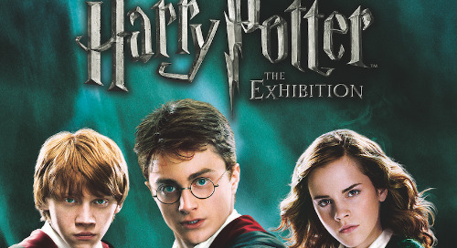 JAMES AND OLIVER PHELPS TO ATTEND OPENING OF HARRY POTTER™: THE EXHIBITION IN MILAN