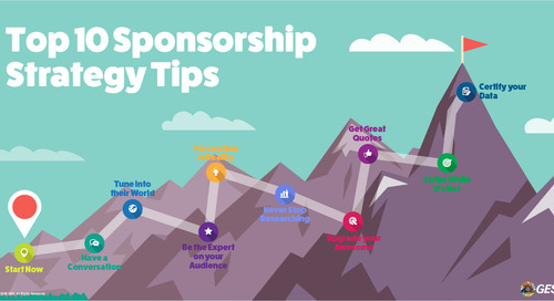 Top 10 Sponsorship Strategy Tips [Infographic]