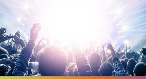 CONNECT with some of the latest technology trends in live events