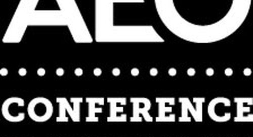 6th - 7th September 2018 - AEO conference