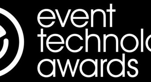 7th November 2018 - Event Tech Live Awards