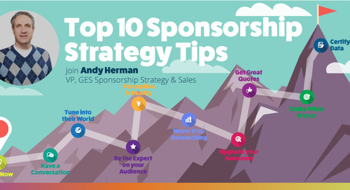 Top 10 Sponsorship Strategy Tips [Webinar]