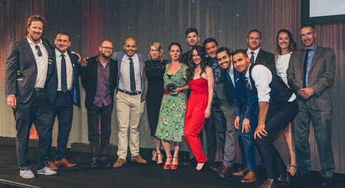 GES recognised for Innovation, Technology and Sustainability at the AEO Excellence Awards