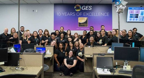 GES Achieves J.D. Power Certification for the 10th Year in a Row