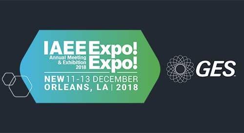IAEE EXPO! EXPO! December 11-13, 2018