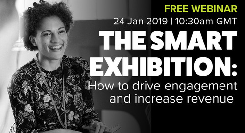 [Upcoming Webinar] The Smart Exhibition | 24 Jan 2019