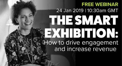 [Upcoming Webinar] The Smart Exhibition | 24 Jan 2019