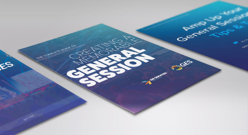 The Complete Guide to Creating Memorable General Sessions