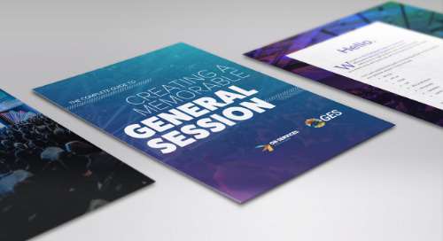 Get the Guide to Creating a Memorable General Session
