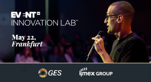 EventMB joins forces with GES to deliver The Event Innovation Lab™