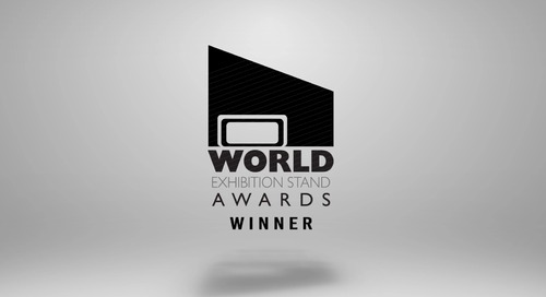 GES wins four at World Exhibition Stand Awards