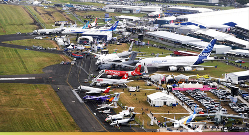 Your pro guide to navigating Farnborough International Airshow 2020