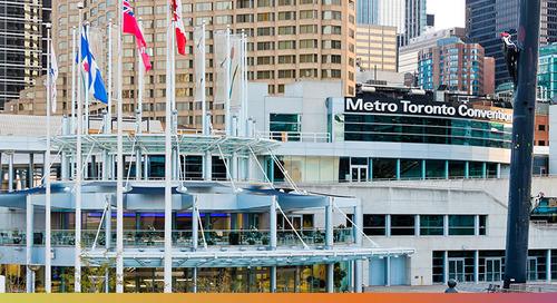 Le Palais des congrès du Toronto métropolitain choisit GES Canada comme fournisseur privilégié officiel de services douaniers et de transpor
