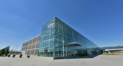 GES Canada nommé fournisseur officiel de services généraux pour l'EXPO Centre d'Edmonton