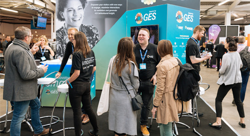 Visit by GES Gears up at Event Tech Live