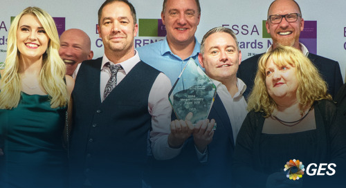 ESSA CROWN GES 'COMPANY OF THE YEAR'