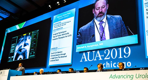 American Urological Association Annual Meeting [Case Study]
