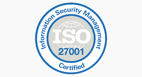 Visit By GES Achieves ISO 27001 Top Data Security Certification
