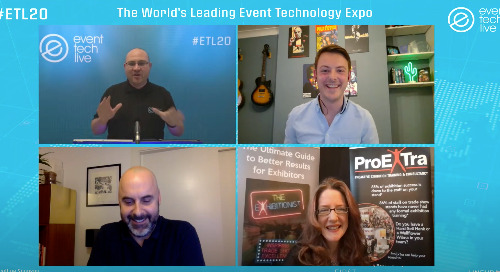 The Importance of Pre and Post-Show Marketing [Podcast at Event Tech Live]