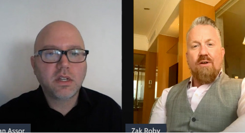 Live to Dubai! Zak Roby from GES Events on The Dan Assor Podcast [Podcast]