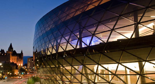 Shaw Centre and GES Announce Partnership