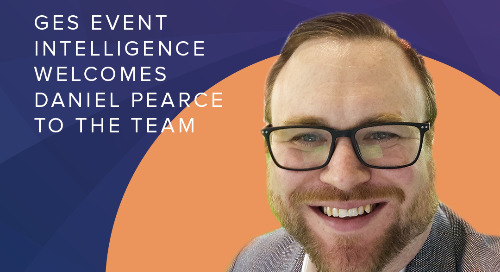 GES Announces Daniel Pearce as Client Relations Director for Event Intelligence in the UK
