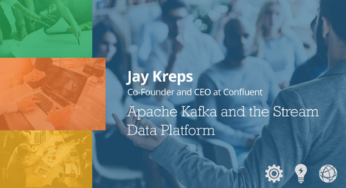 Apache Kafka and the Stream Data Platform - Jay Kreps