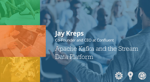 Apache Kafka and the Stream Data Platform - Jay Kreps